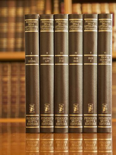 Nuovo Dizionario della Letteratura Universale