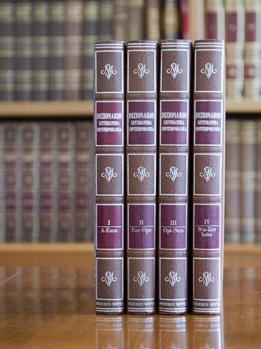 Dizionario della Letteratura Contemporanea