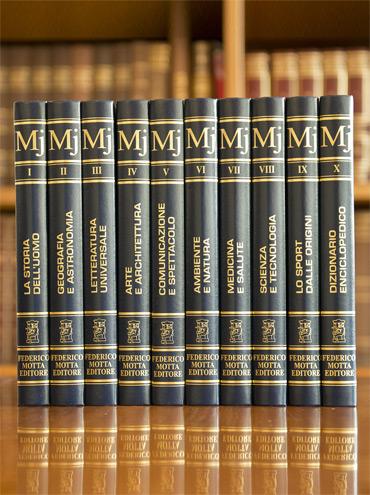 Enciclopedia Motta Junior