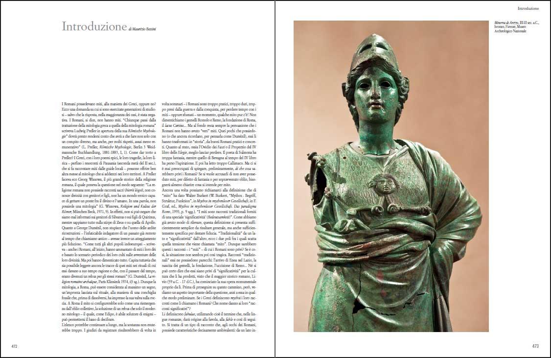 L'introduzione a Mito e religione di Maurizio Bettini