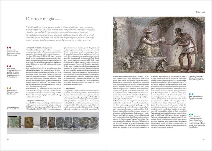 Il saggio di Laura Pepe su Historia, di Federico Motta Editore, il diritto e la magia