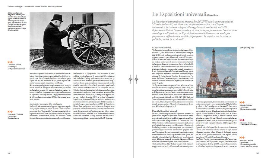 Le Esposizioni universali, saggio di Vittorio Marchis pubblicato su Historia di Federico Motta Editore