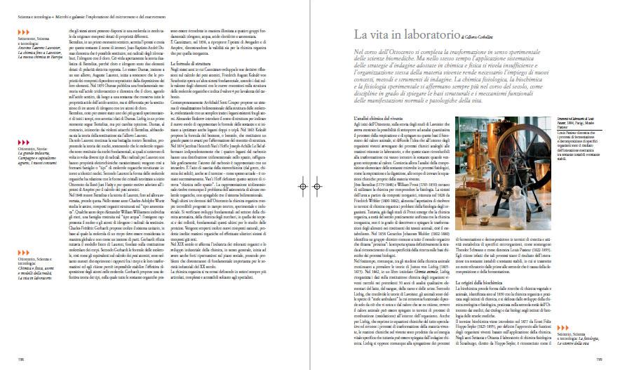 La vita in laboratorio, il saggio di Gilberto Corbellini su Historia di Federico Motta Editore