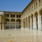 Grande moschea degli Omayyadi a Damasco