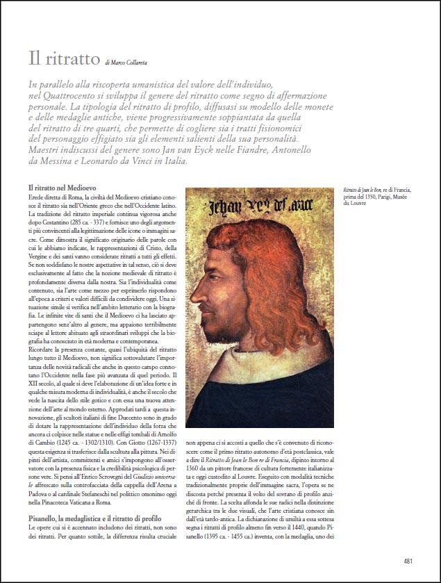 Il ritratto di Marco Collareta sul Medioevo di Federico Motta Editore