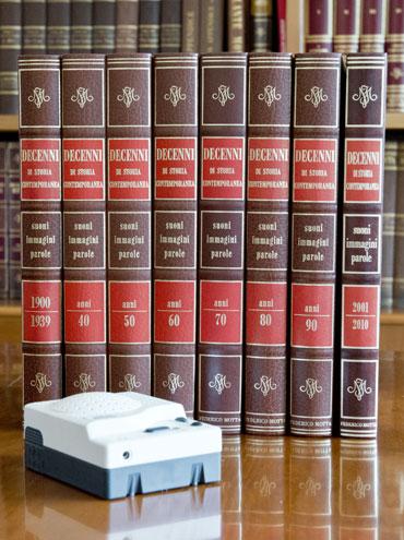 valore enciclopedia motta certificata