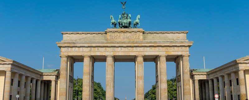 Berlino fu una delle città simbolo della guerra fredda
