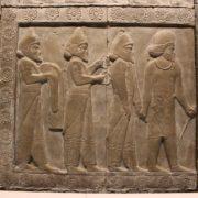 Bassorilievo babilonese