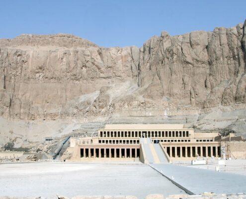 Tempio di Hatshepsut a Deir el-Bahari